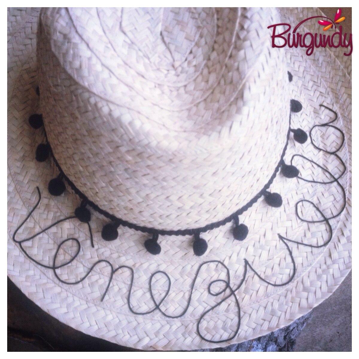 Sombrero De Dama De Venezuela.personalizado 625f61f90cb