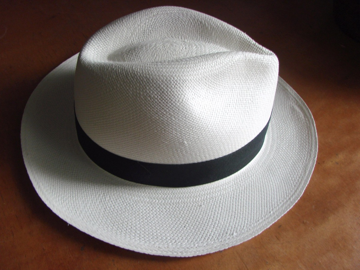 sombrero de ecuador original montecristi. Cargando zoom. d0b7f478ca6