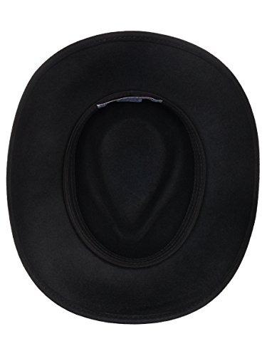 Sombrero De Fedora De Indiana Outback Para Hombre 3ce6627a99a