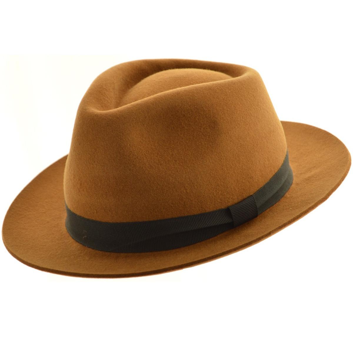 3b73ae3e42075 sombrero de fieltro vincent compañia de sombreros h71401090. Cargando zoom.