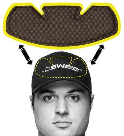 Sombrero De Golf Sin Sudor Forro Y Protección De Gorra Pre