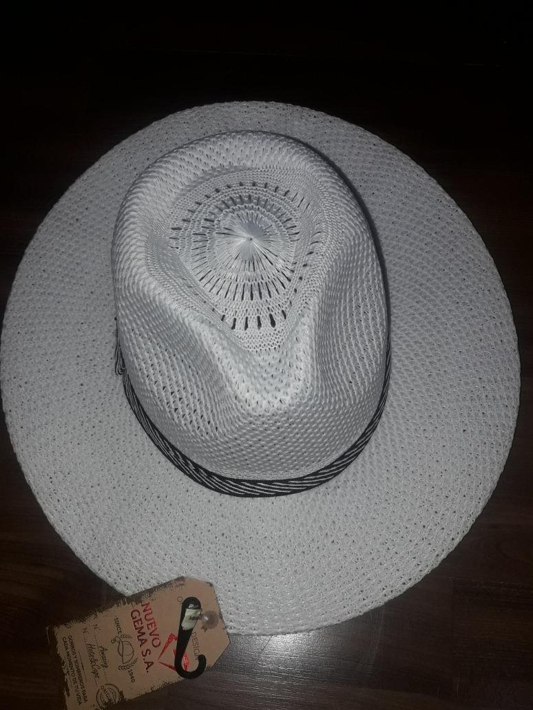 sombrero de hombre tipo panama. Cargando zoom. b1d6b27bc83