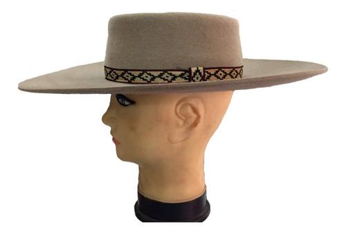 sombrero de huaso arriero / tienda bauldeaperos