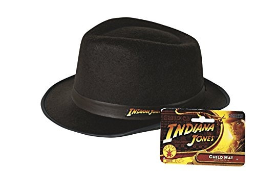 sombrero de indiana jones fedora del niño del traje de rubi