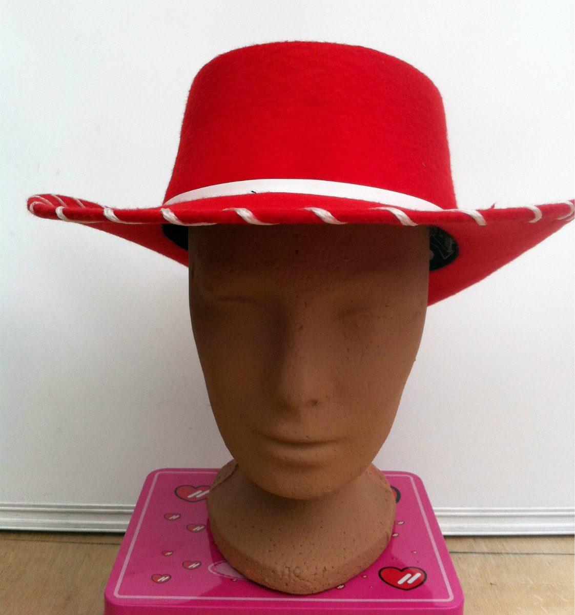 Sombrero De Jessie Vaquerita -   100.00 en Mercado Libre dab3ab576d7