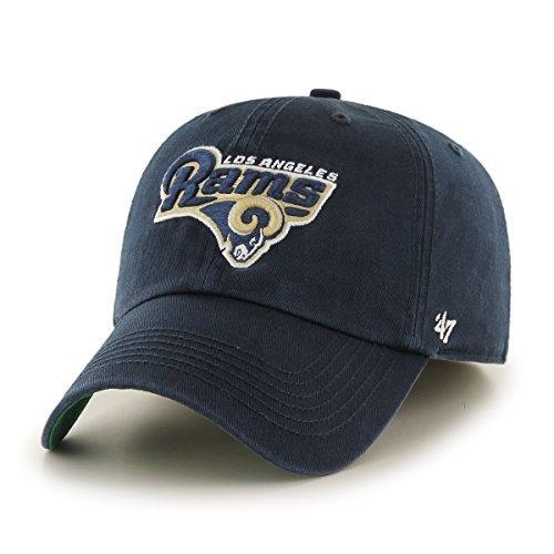 sombrero de la franquicia nfl los angeles rams - gorra para