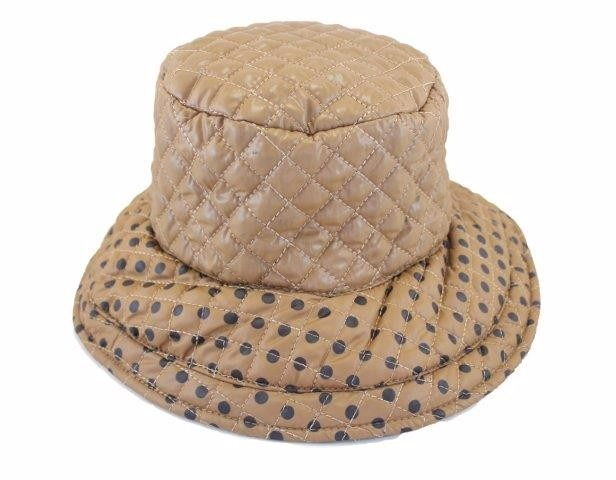 Sombrero De Lluvia Impermeable Mujer Matelaseado -   1.399 e053b7b1119