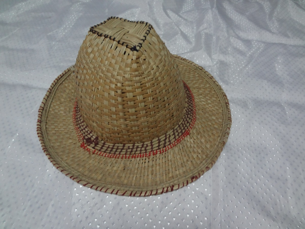 Sombrero De Mimbre Oferta Pregunte Precio Antes De Ofertar - Bs. 500 ... 1afa544162e6