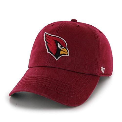sombrero de nfl arizona cardinals '47 marca con franquicia: