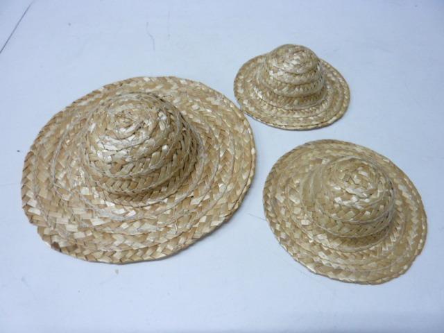 832d3a9bf4816 Sombrero De Paja Campesino Con Flecos -   279