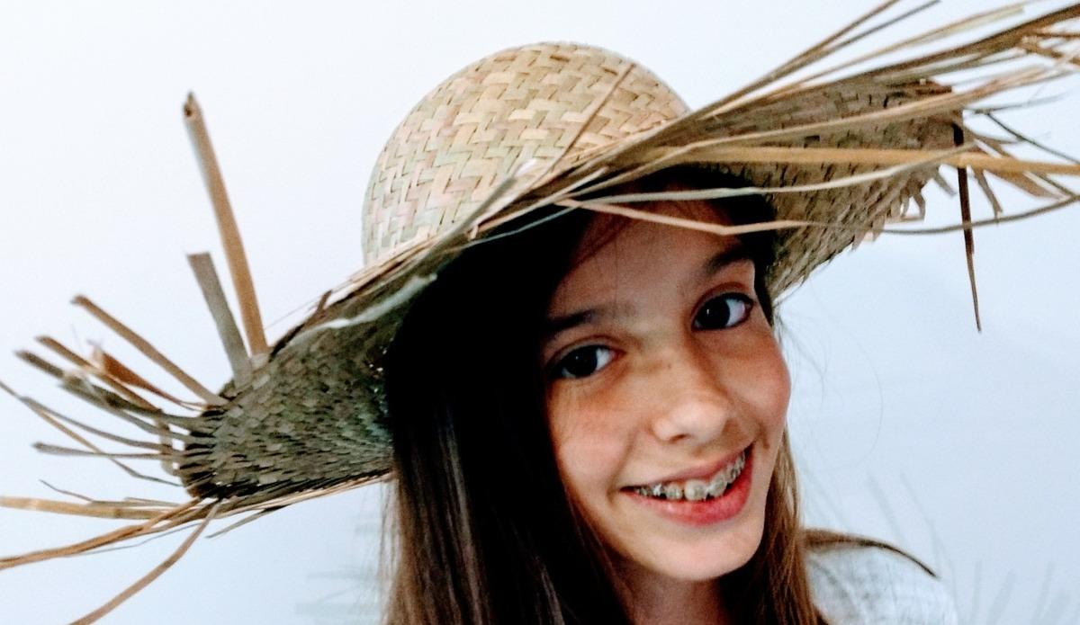 607405265de89 sombrero de paja campesino con flecos capelina unisex ad inf. Cargando zoom.
