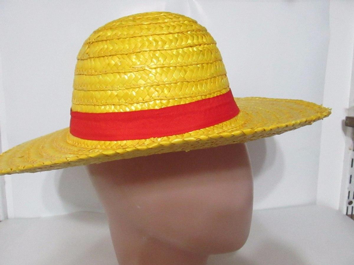 9baae47241115 Sombrero De Paja - Luffy One Piece -   349