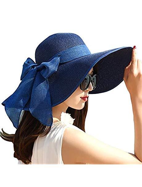 506fa078e6c00 Sombrero De Paja Para Mujeres