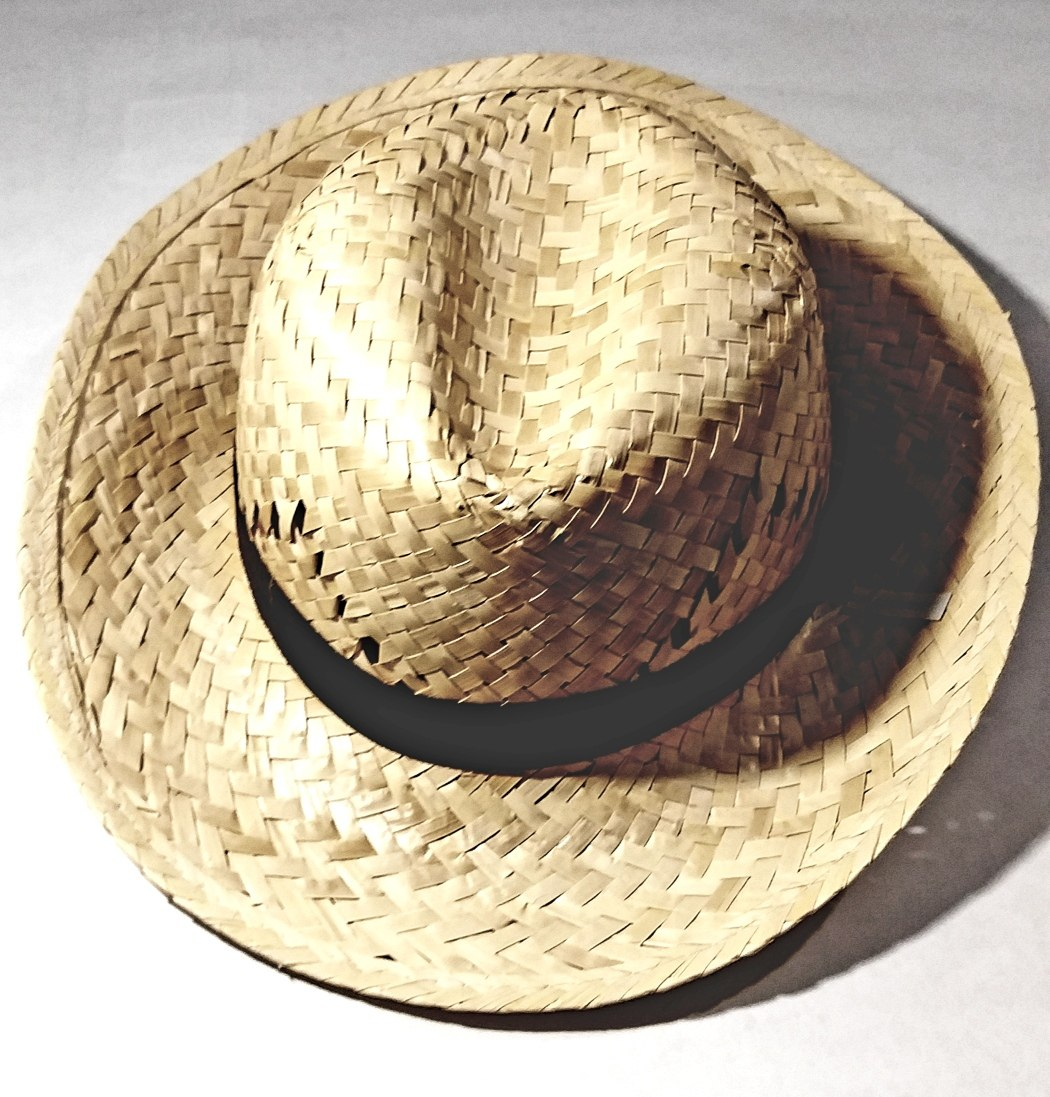 9870bdfdc8eb4 Sombrero De Paja Tipo Australiano 31 Cm -   279