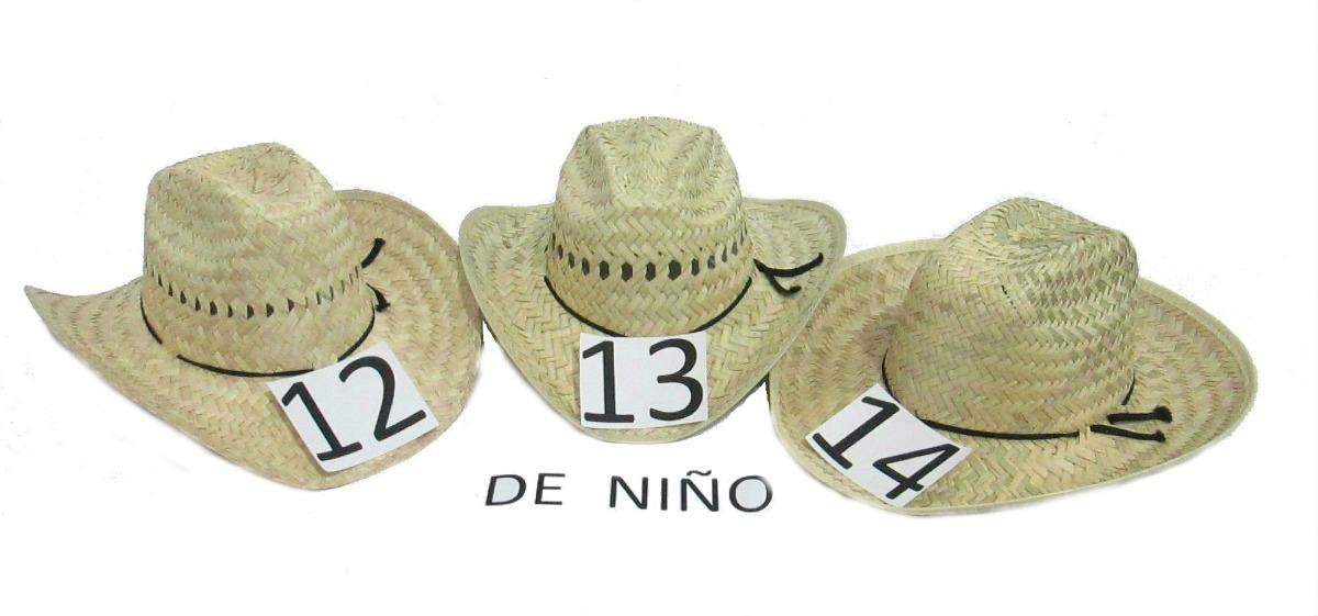 021240a33f2d0 Sombrero De Palma Económico Lote De 20 Piezas A Escoger -   665.00 ...