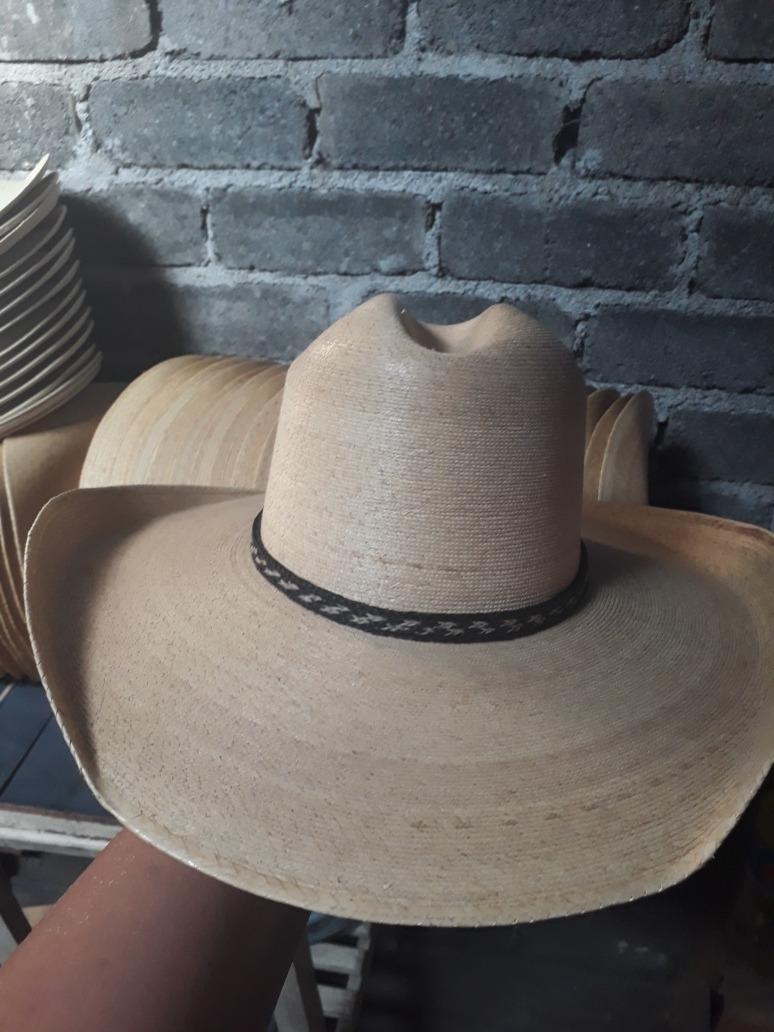 Sombrero De Palma Fina Mayoreo Y Menudeo -   350.00 en Mercado Libre 2cfd0a7d7b9
