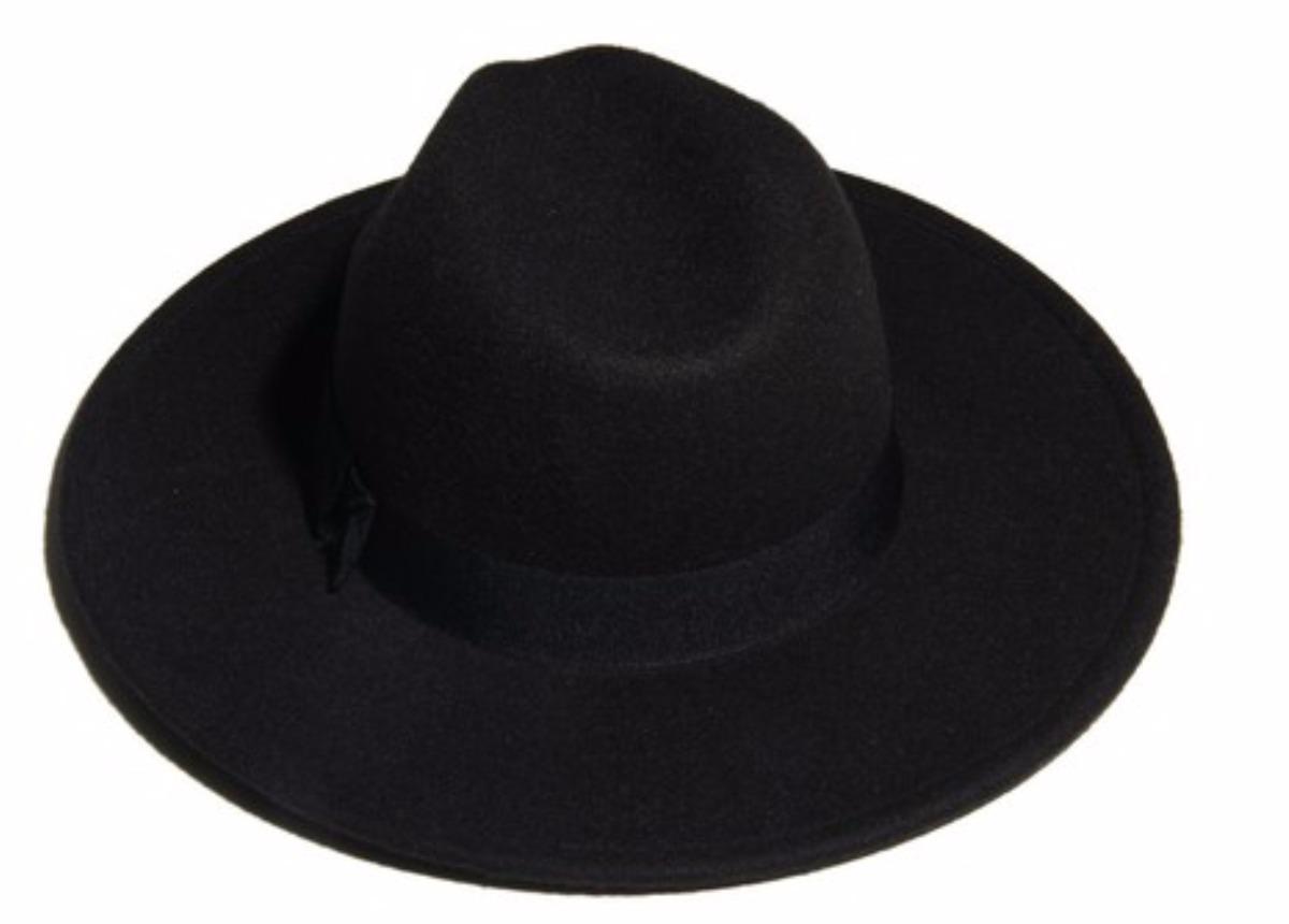 46b3c46effac3 sombrero de pana clasico color negro. Cargando zoom.