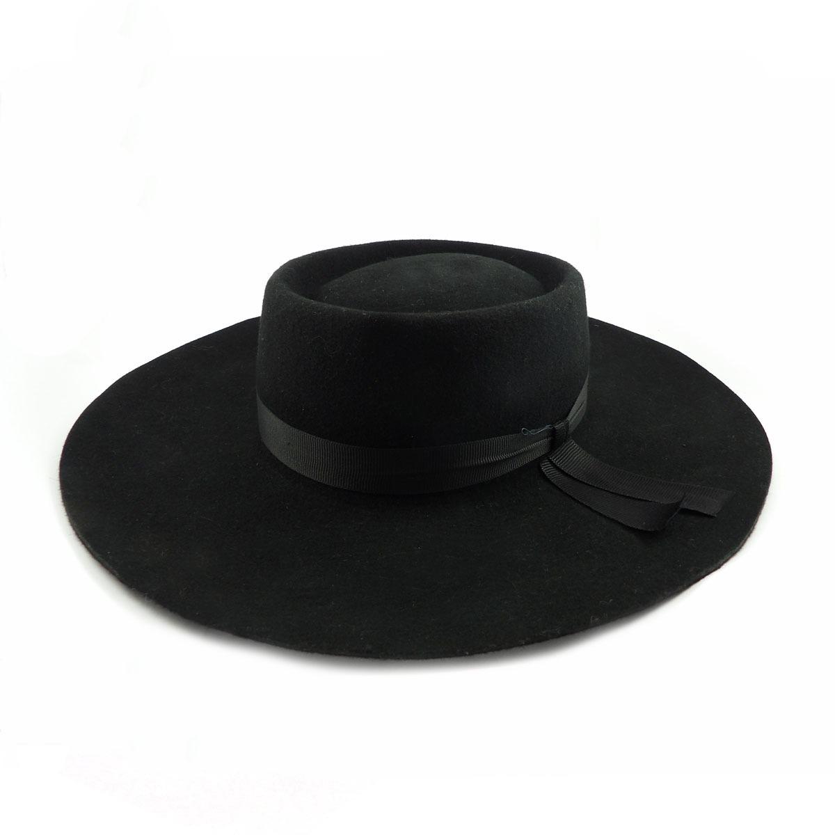 a067d1258e980 sombrero de paño para hombre campero calidad crespo. Cargando zoom.