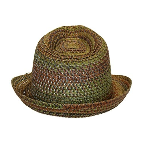 Sombrero De Sol Fedora Straw Fedora De Boho Festival En Tono -   200.000 en Mercado  Libre f11de889ab8