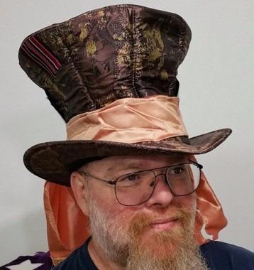 Disfraces de sombrerero loco adulto