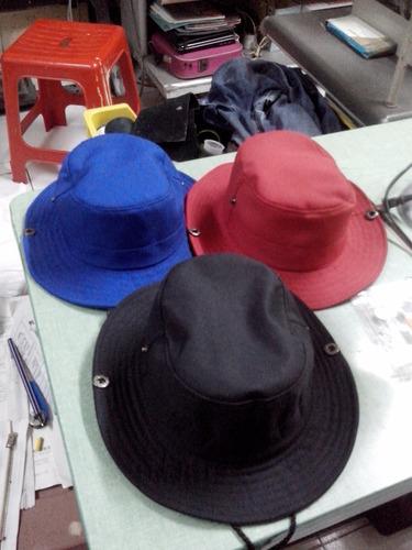 sombrero de tela t-3 y 4 niños/niñas mérida