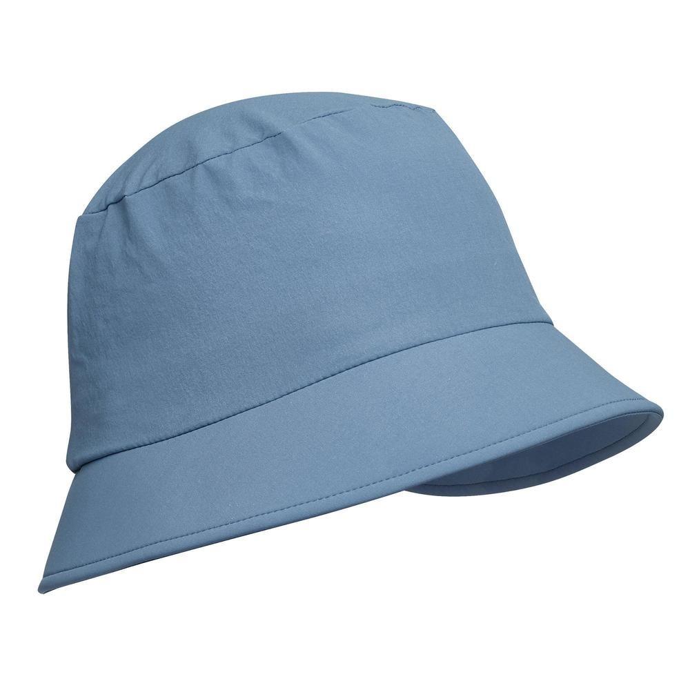 baa7575e53734 sombrero de trekking en montaña trek 100 azul. Cargando zoom.