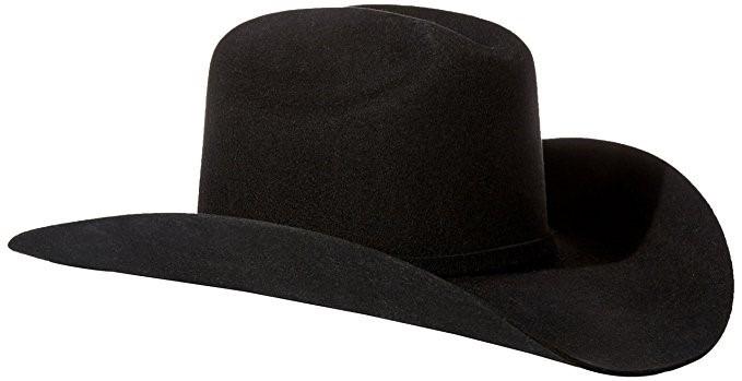 Sombrero De Vaquero De Lana Swoakr-724007 Negro -   498.990 en Mercado Libre 1ff59ea1fc7