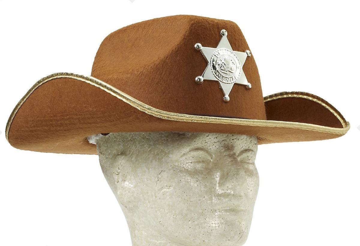 Sombrero de vaquero de los niños con la insignia niño std jpg 1200x821  Paisa sombrero vaquero 41a9d4ea7e8