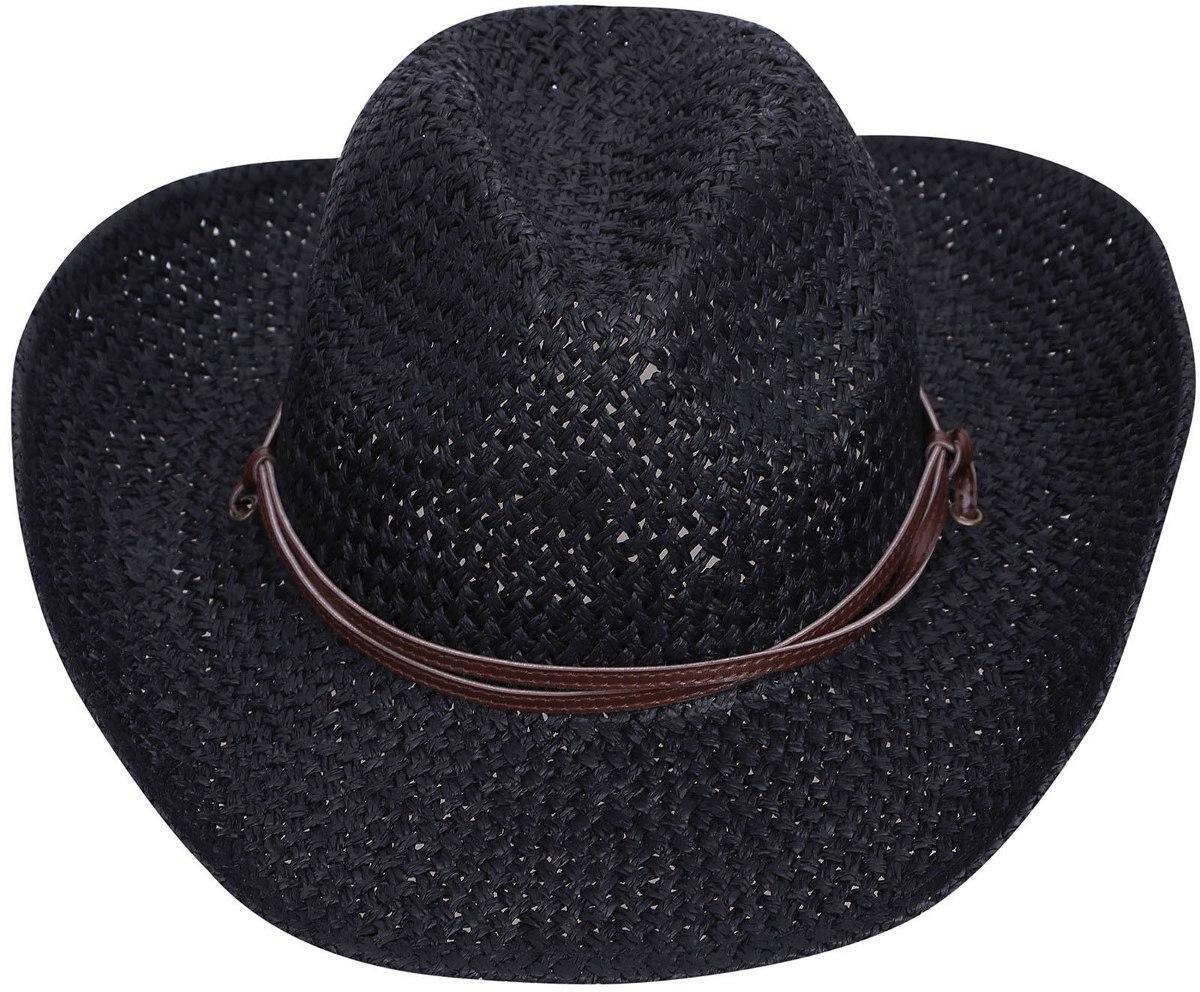 sombrero de vaquero western retro hombres playa... (black). Cargando zoom. 6877c8f8a9de