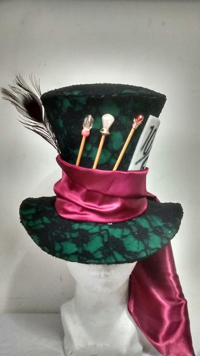 sombrero el sombrerero loco de hule espuma forrado grande. Cargando zoom. 1ce7390e846