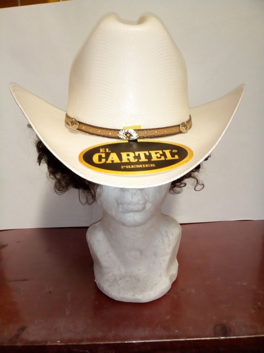 76aac584eee3c sombrero estilo americano cartel horma americano adulto. Cargando zoom.