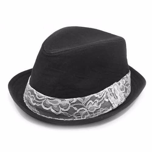 Sombrero Fedora Negro -   14.900 en Mercado Libre 08c3d897c78