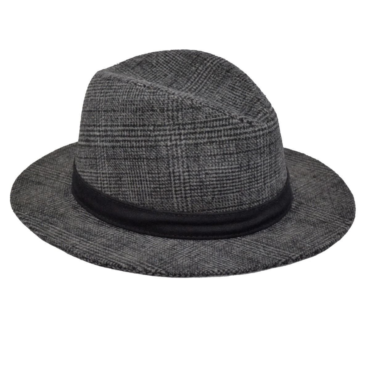 Sombrero Fedora Unisex Hipster Vintage Hombre Mujer -   550.00 en ... 2cee8865a2f