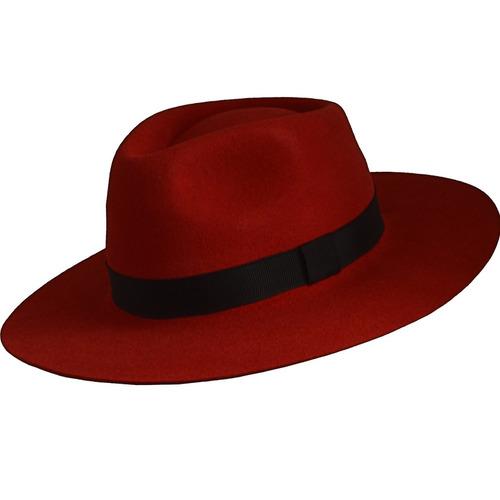 sombrero fieltro australiano compañia de sombreros h714000