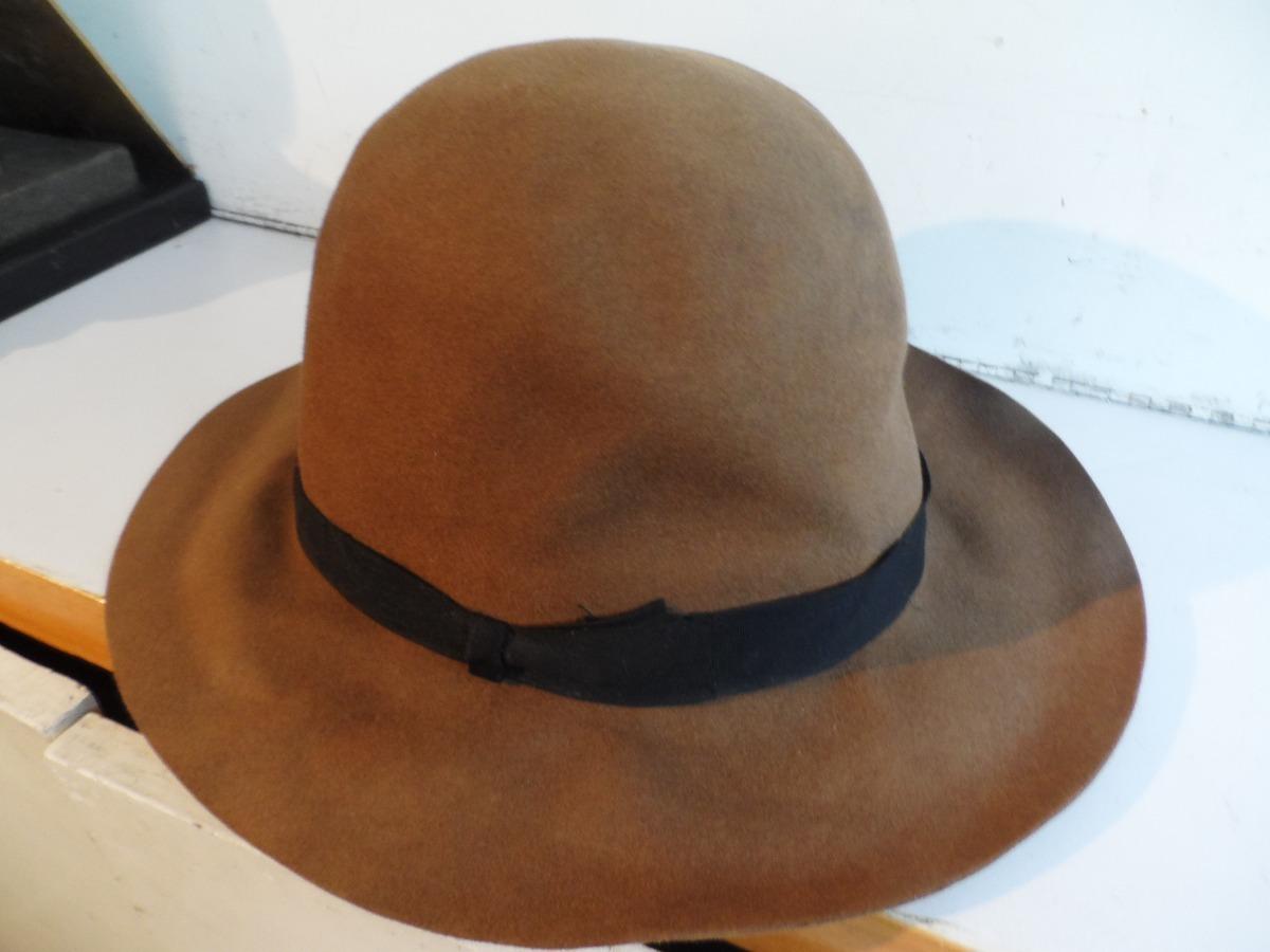 sombrero fino borsalino italia estilo louis original unico. Cargando zoom. cb88ecfe3a1