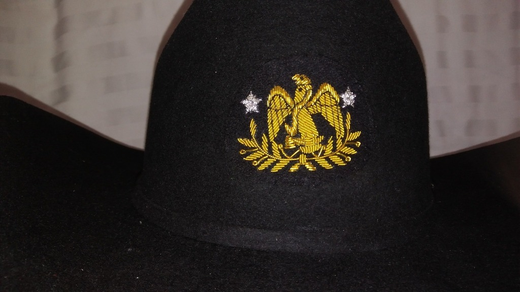 sombrero general constitucionalista revolución mexicana repl. Cargando zoom. 4b2a0687a34