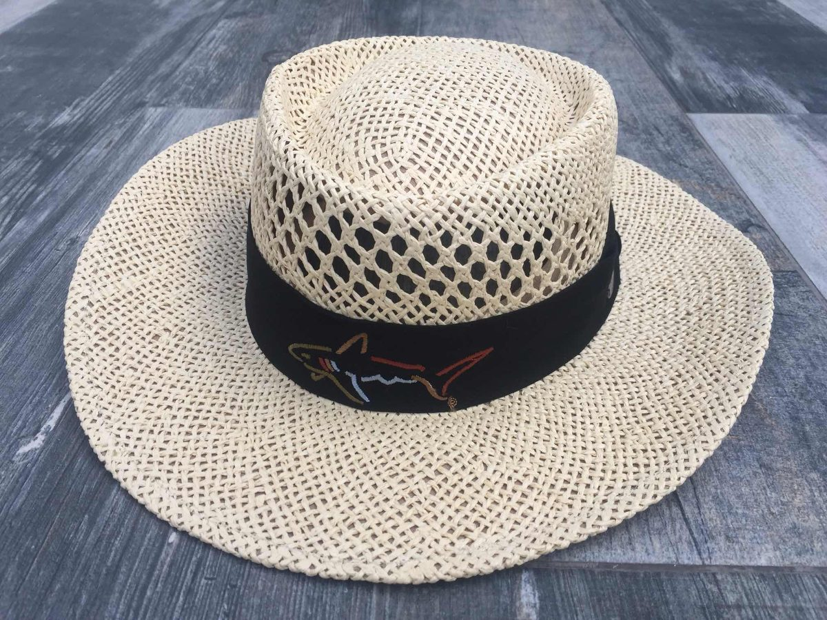 Sombrero Golf Deporte Greg Norman Pescador Pesca Gorra Regal ... b87aa893bab
