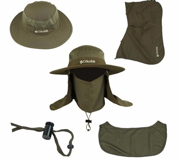Sombrero Gorro Columbia Verde Militar + Envio Gratis -   21.990 en ... 1cf925bca46