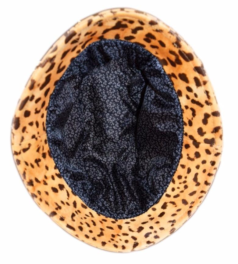 sombrero gorro lluvia o sol animal print diseño de autor. Cargando zoom. e23bdbab551