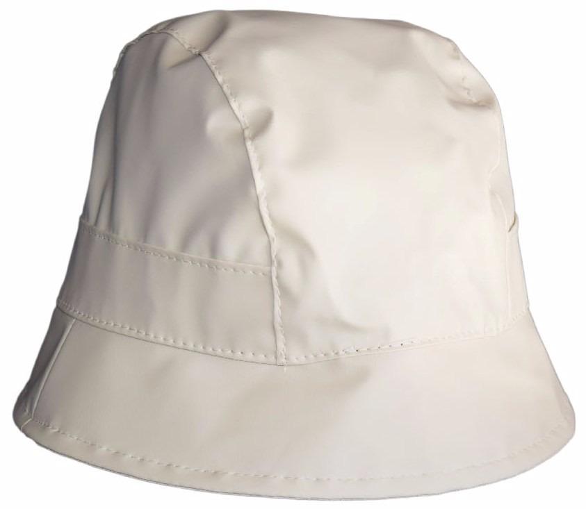 sombrero gorro lluvia sol goma color crema diseño de autor. Cargando zoom. 31064eb5f61