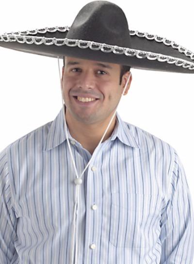 Sombrero Gorro Mariachi Mexicano Excelente Calidad -   320 f9d26869f8b