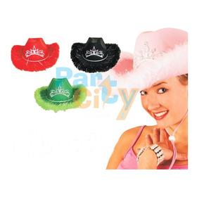 Sombrero Guapo Con Corona Y Peluche Varios Colores