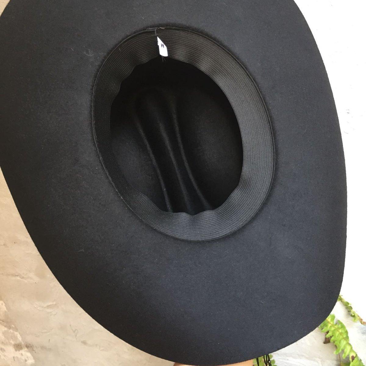 Sombrero Horma Americano De Fieltro La Sierra Hats -   299.00 en ... 1207545e670