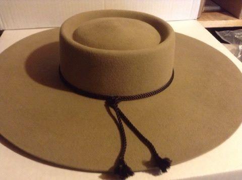 f1544ba533896 Sombrero Huaso Marca Canadian Color Vicuña -   155.000 en Mercado Libre