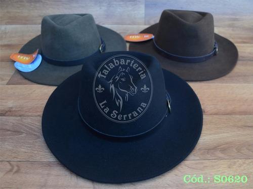 sombrero importado australiano - la serrana