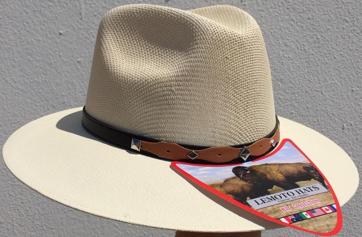 40d2ef9a34963 Sombrero Indiana Lona Mayoreo Y Menudeo Color Vainilla -   277.00 en ...