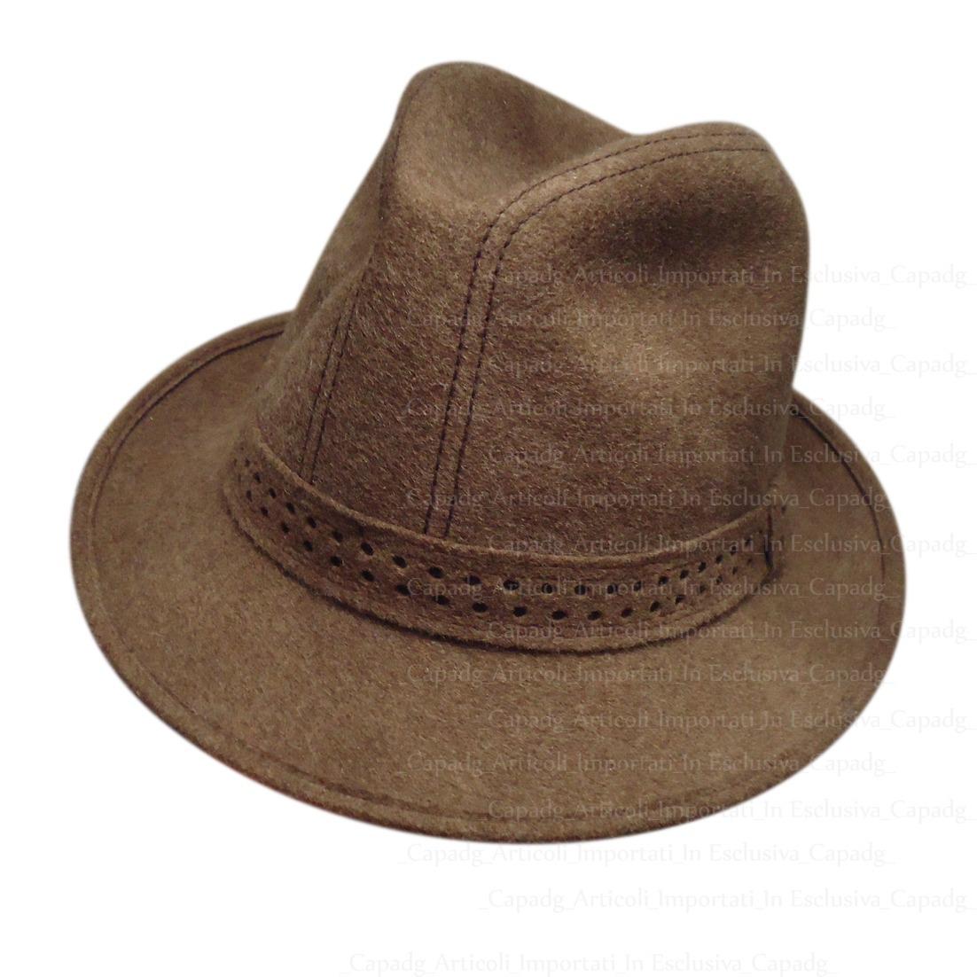 Sombrero Inglés Henry Stanley Bondstreet London -   35.000 en ... 40ad2681be2