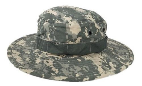 sombrero jungla monte tactico bonnie hat acu digital