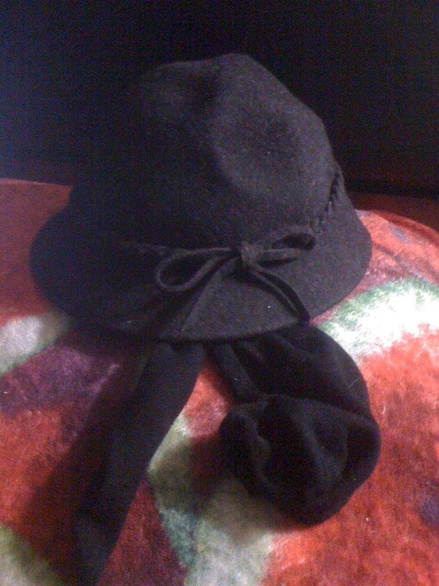 Sombrero Lana De Dama -   349.00 en Mercado Libre 3a20f6154660