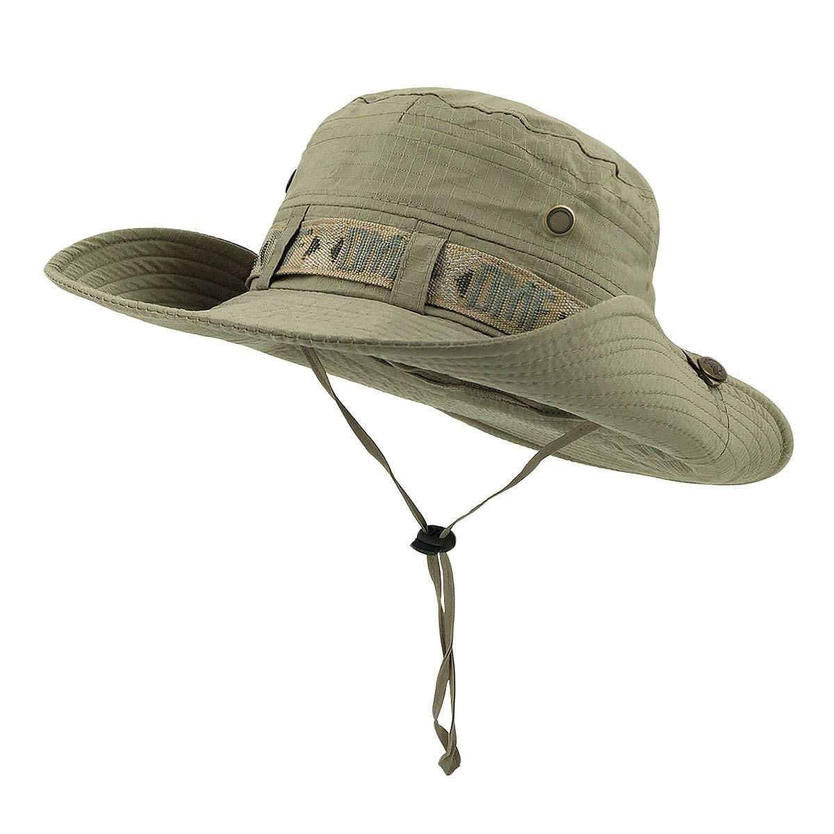 89ebbdcbc333c Sombrero Lethmik Para Protección Solar Para Pesca